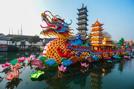 تصاویر دیدنی,تصاویر جالب,سال نو چینی