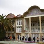 باغ ارم یکی از مکان های دیدنی شیراز