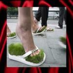پاهای انسان شخصیت او را لو می دهند