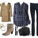 اصول كلی انتخاب و هماهنگ كردن لباسها