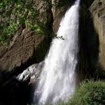 آبشار سميرم ، عروس زيباي زاگرس