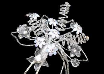 مدل تاج هاي ژله ای بسيار زيبا براي عروس
