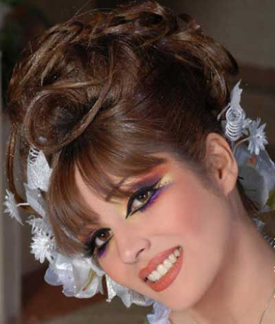 عکس گریم عروس, مدل گریم عروس
