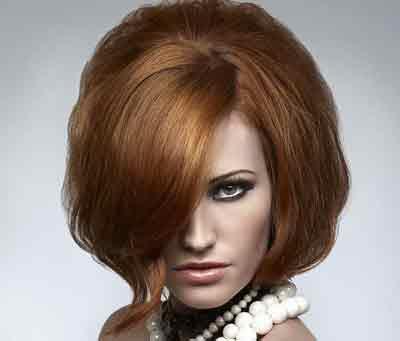مدل مو , مدل مو کوتاهی