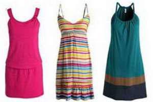 رنگ لباس های تابستانی , لباس های تابستانی